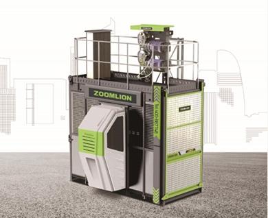 SC200/200EB(BWM-3S)节能型低速变频施工升降机